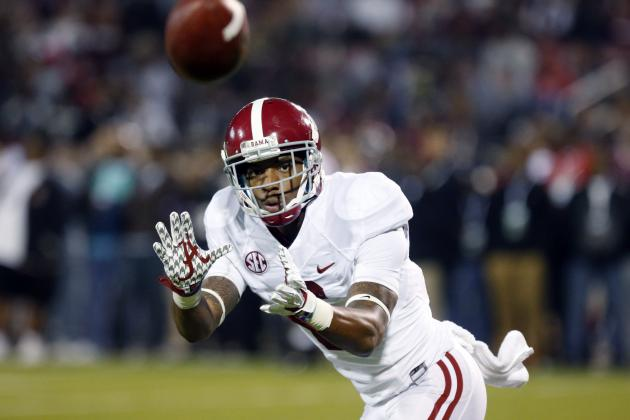Philadelphia Eagles: Top 5 Safeties Team Should Target in 2014 NFL Draft