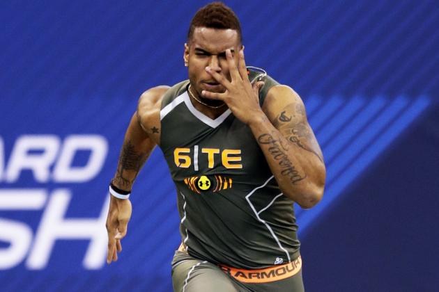 New York Jets: Latest Combine News and Rumors