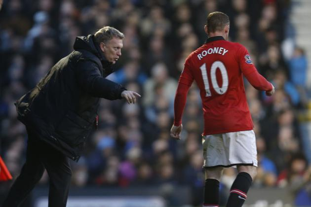 Paper News and Gossip: Moyes and Rooney on New Deal, Ozil 'Rested' by Arsenal
