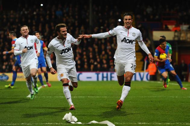 Crystal Palace vs. Manchester United: 6 Things We Learned