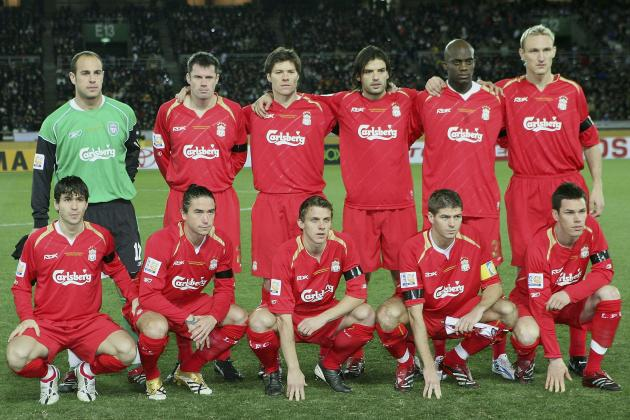 Sami Hyypia, Luis Garcia and Liverpool's 25 Greatest Foreign Imports