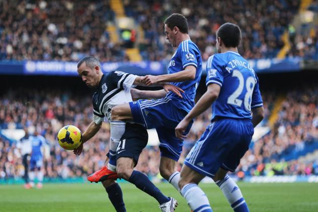 Chelsea vs. Everton: 6 Things We Learned