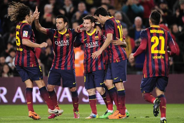 Barcelona vs. Almeria: 6 Things We Learned