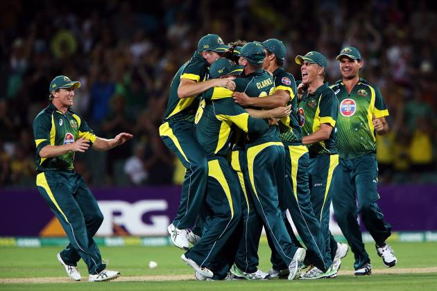 Predicting the Revised ODI World Rankings Heading into 2014 Asia Cup Final