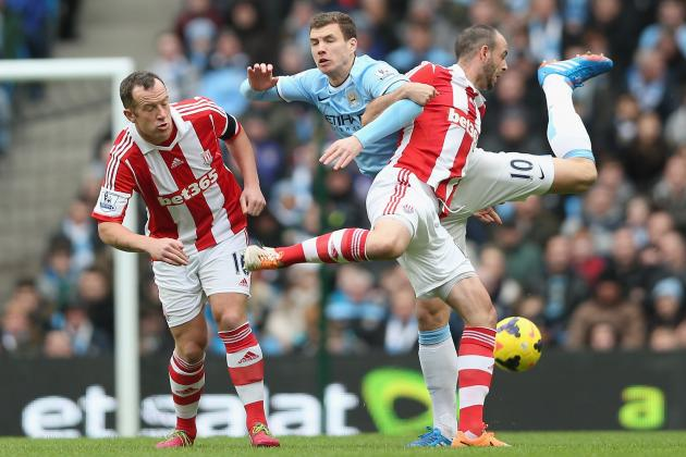 Manchester City vs. Stoke City: 6 Things We Learned
