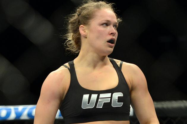 Rousey vs. McMann Odds: Final Odds for the UFC 170 Main Event
