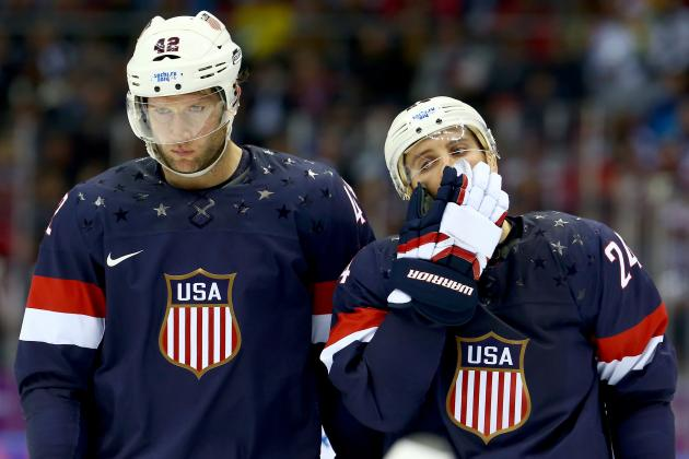 Olympic Hockey 2014: Biggest Takeaways from the Bronze-Medal Game