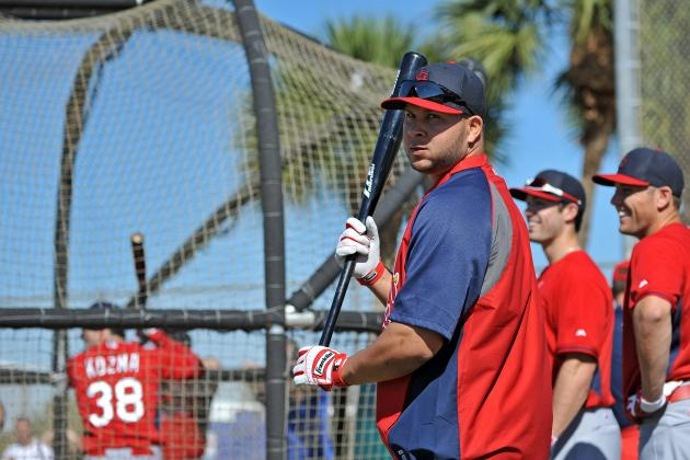 MLB Power Rankings: Where Teams Stand at Start of Spring Training Games