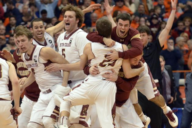 Ranking the 10 Biggest Upsets in the 2013-14 College Basketball Season So Far