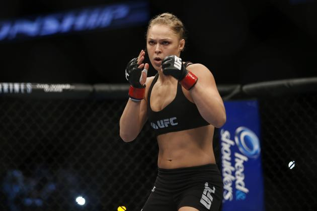 UFC 170: Rousey vs. McMann Round-by-Round Recap and Analysis