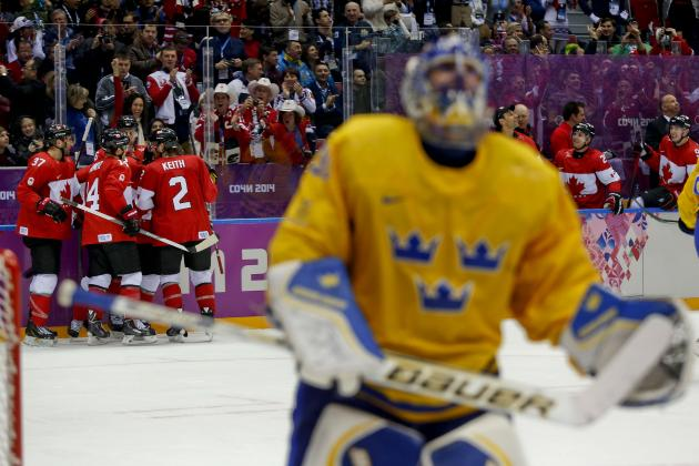 Biggest Winners and Losers of the 2014 Winter Olympic Hockey Tournament