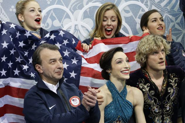 US Olympic Team 2014: Highlights from the Sochi Games