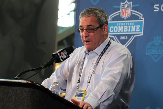 Three Takeaways from Panthers GM Dave Gettleman's Thursday Press Conference