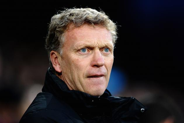 Paper News and Gossip: Moyes Says Man Utd Can Win Champions League