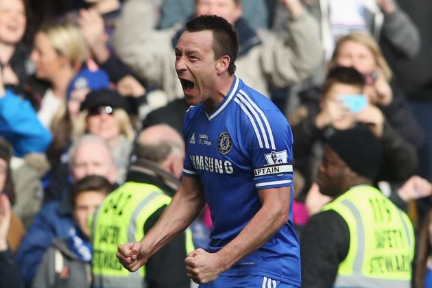 5 Questions You'd Love to Ask Chelsea Captain John Terry