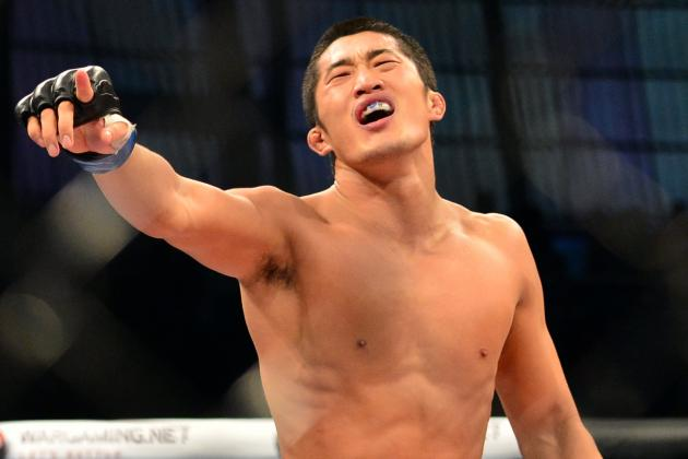 TUF China Finale: Dong Hyun Kim vs. John Hathaway Full Head-to-Toe Breakdown
