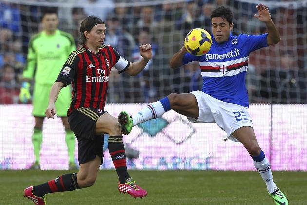 Sampdoria vs. Milan: 5 Things We Learned