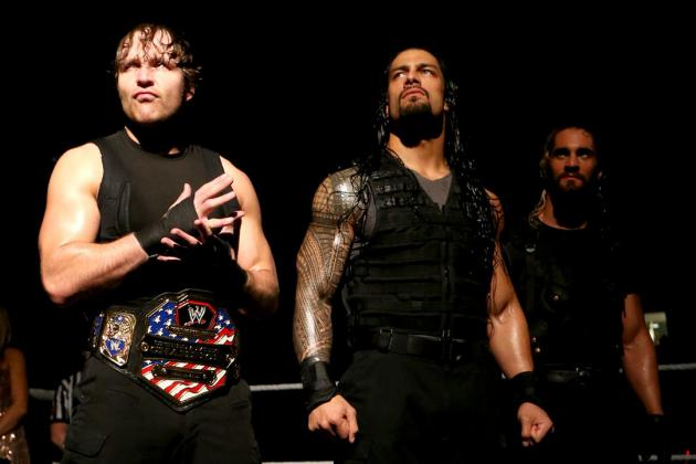 WWE Elimination Chamber 2014 Results: Winners, Grades, Reaction and Highlights