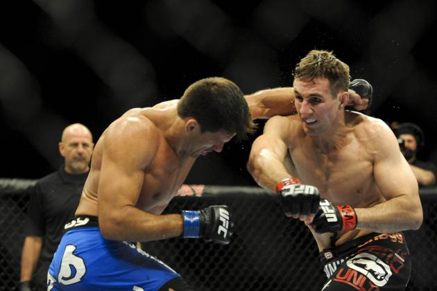 UFC 170: 5 Takeaways from Las Vegas