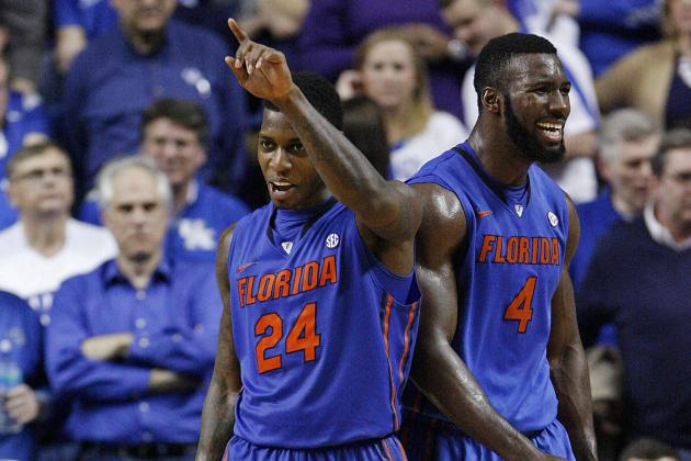 Winners and Losers from the AP College Basketball Top 25 Rankings in Week 17