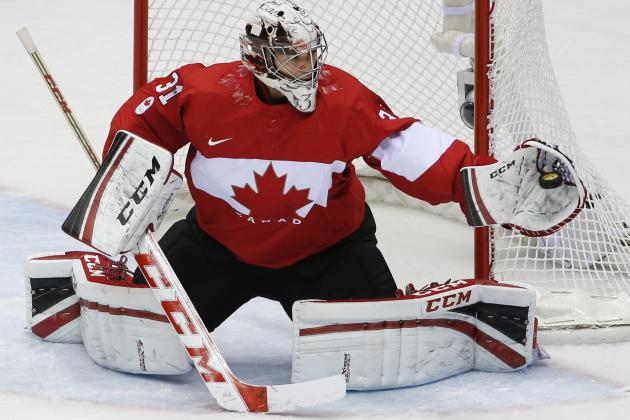 Olympic Hockey 2014: Bleacher Report's All-Tournament Team