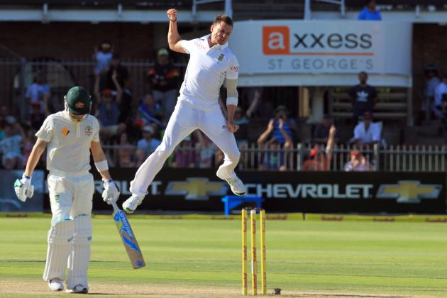 South Africa vs. Australia: Player Ratings for Baggy Greens After 2nd Test
