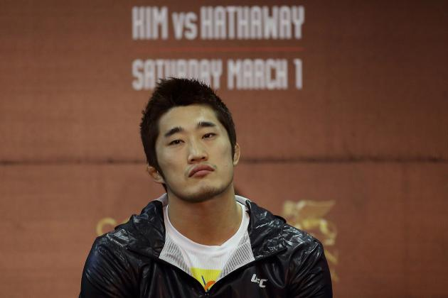 Dong Hyun Kim and the 10 Best Asian Fighters in the UFC Right Now