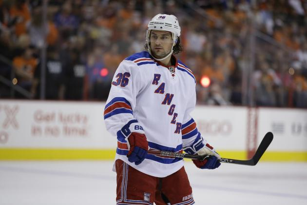 New York Rangers' 5 Keys to a Fast Start After Olympic Break