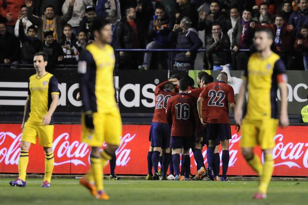 Osasuna vs. Atletico Madrid: Takeaways from Atleti's Shock La Liga Loss