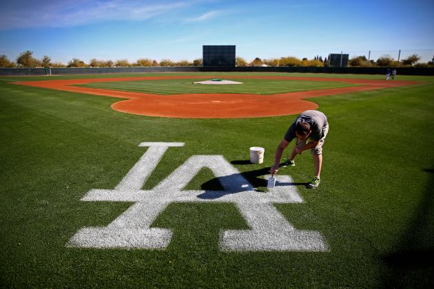 A Position-by-Position Breakdown of the Los Angeles Dodgers at Spring Training