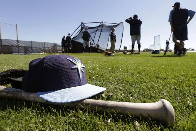 Tampa Bay Rays: A Position-by-Position Breakdown of the Rays at Spring Training