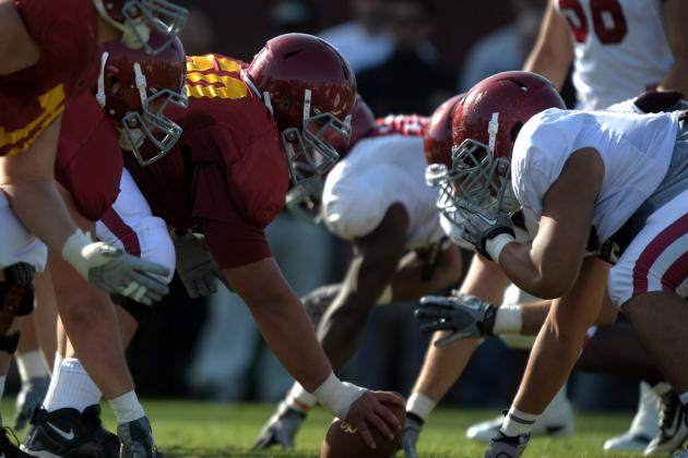 USC Football: 8 Players with Most to Gain in Spring Practices