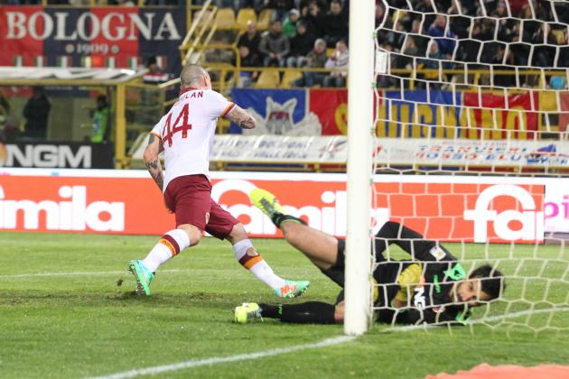 Bologna vs. Roma: 6 Things We Learned