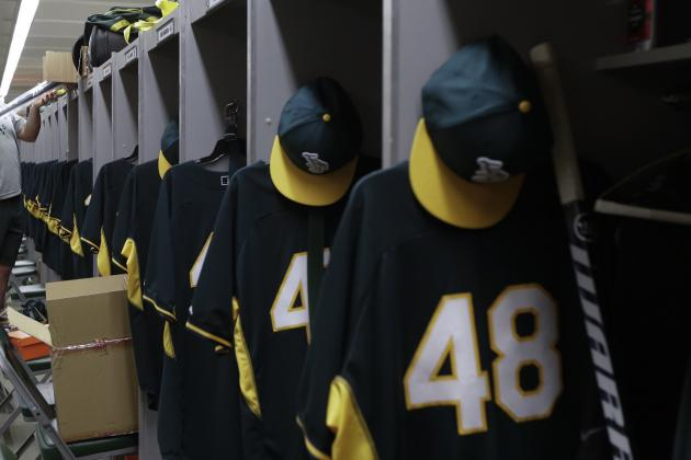 Oakland A's: Position-by-Position Breakdown of the A's at Spring Training