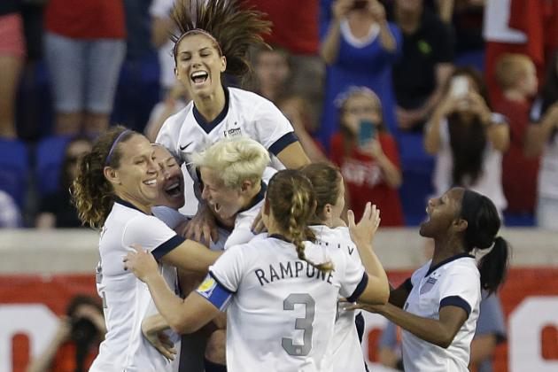 5 Reasons to Watch the U.S. Women's Soccer Team