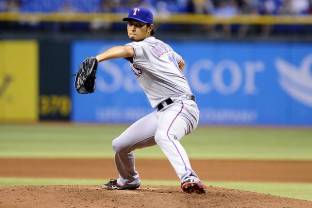 Fantasy Baseball 2014: Ranking the Top 75 Starting Pitchers