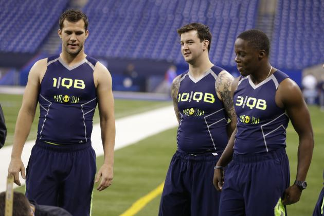 Reactions to Top Skill-Position Player's Performances at the 2014 Combine