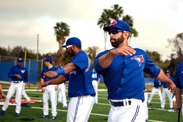 Toronto Blue Jays: Projecting the Opening Day Lineup