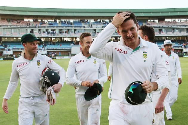 South Africa vs. Australia: Player Ratings for Proteas After 2nd Test