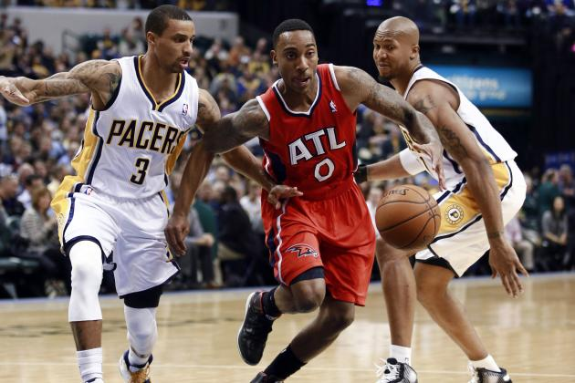 7 Players Who Must Step Up for Atlanta Hawks' Remaining Games