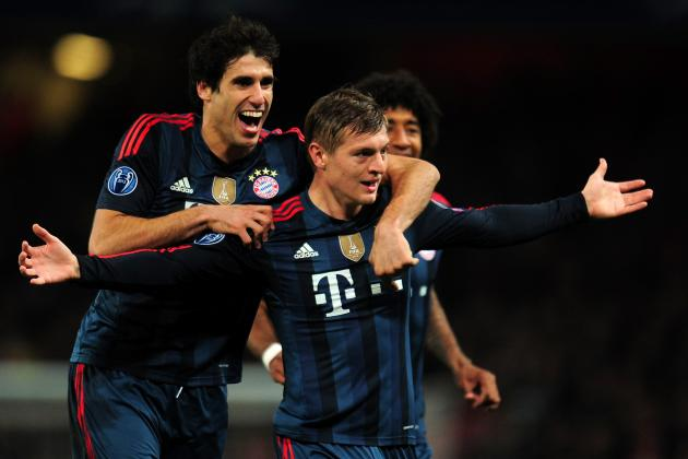 Paper News and Gossip: Manchester Utd to Move for Kroos, Rosicky's Arsenal Deal