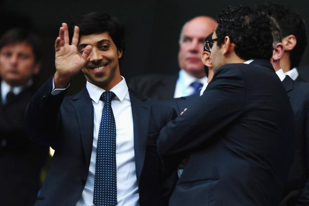 5 Questions You'd Love to Ask Manchester City Owner Sheikh Mansour