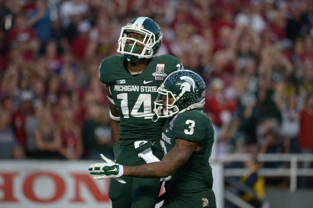 10 Early-Season Games That Will Have Impact on 2014 College Football Playoff