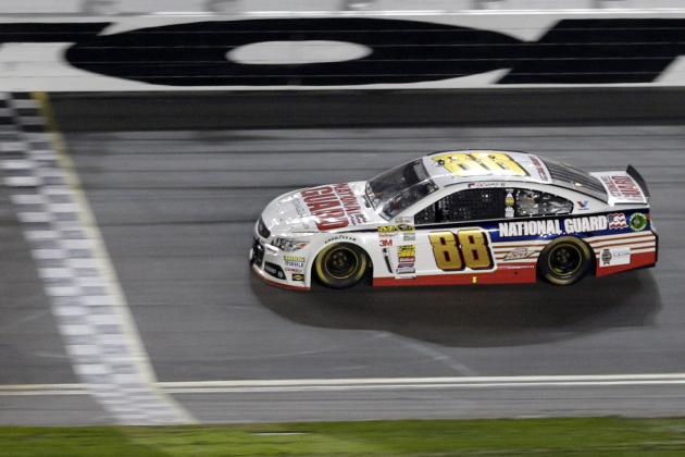 NASCAR Sprint Cup Driver Rankings 2014: Post-Daytona 500 Edition