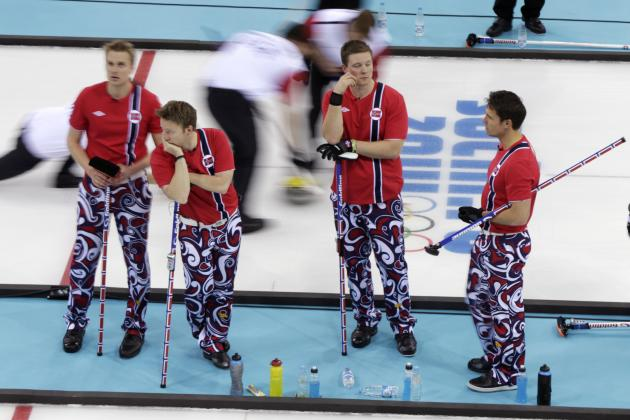 The Craziest Outfits of the Winter Olympics