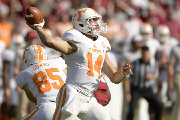 Tennessee Football: 10 Players with Most to Gain in Spring Practices