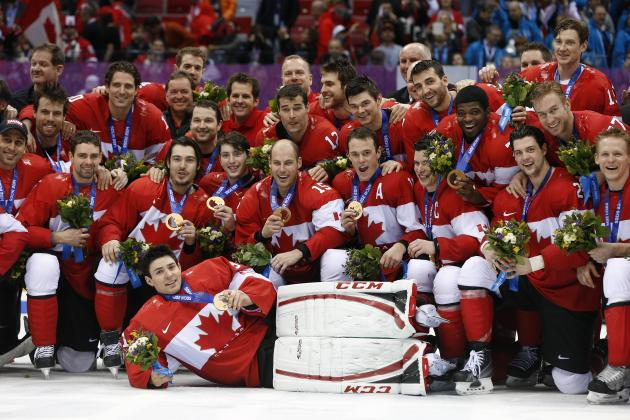 Projecting the 2018 Canadian Olympic Hockey Team Roster