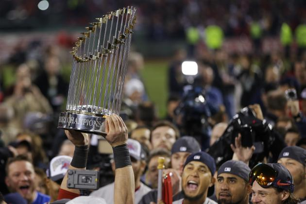 2014 World Series Odds for Every Team at the Start of Spring Training