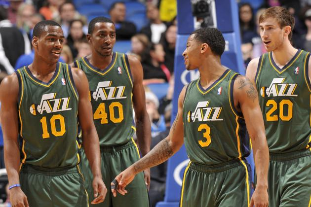 5 Players with a Chance to Shine During Utah Jazz's Stretch Run
