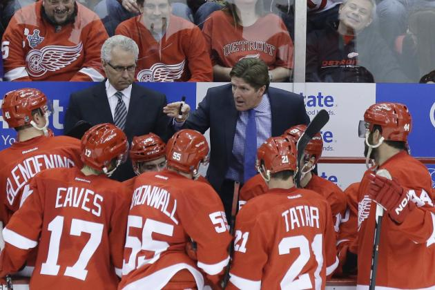 Detroit Red Wings' 5 Keys to a Fast Start After Olympic Break